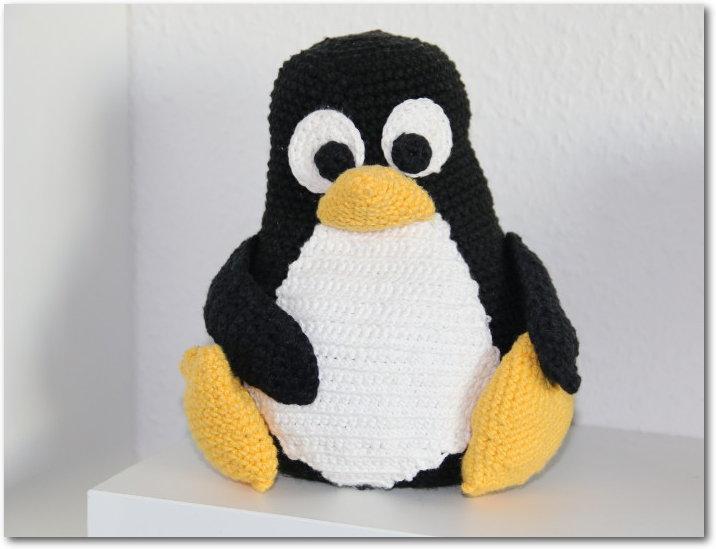 Pinguin Häkeln Anleitung Deutsch My Blog